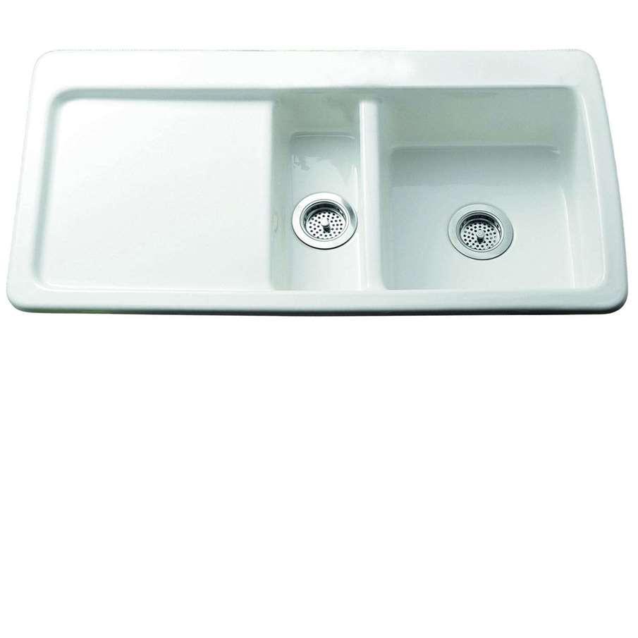 Thomas Denby Epicurean 1 Tap Hole Ceramic Sink Kitchen
