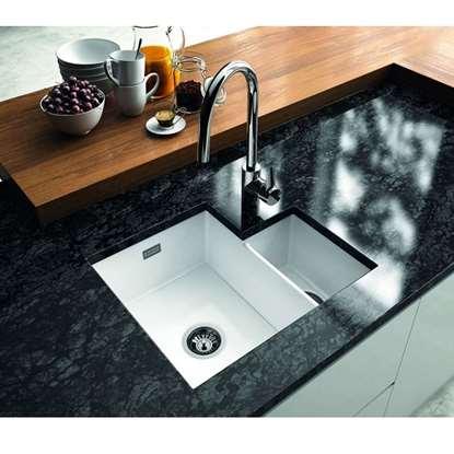 Picture of Thomas Denby: Metro 1010 Ceramic Sink