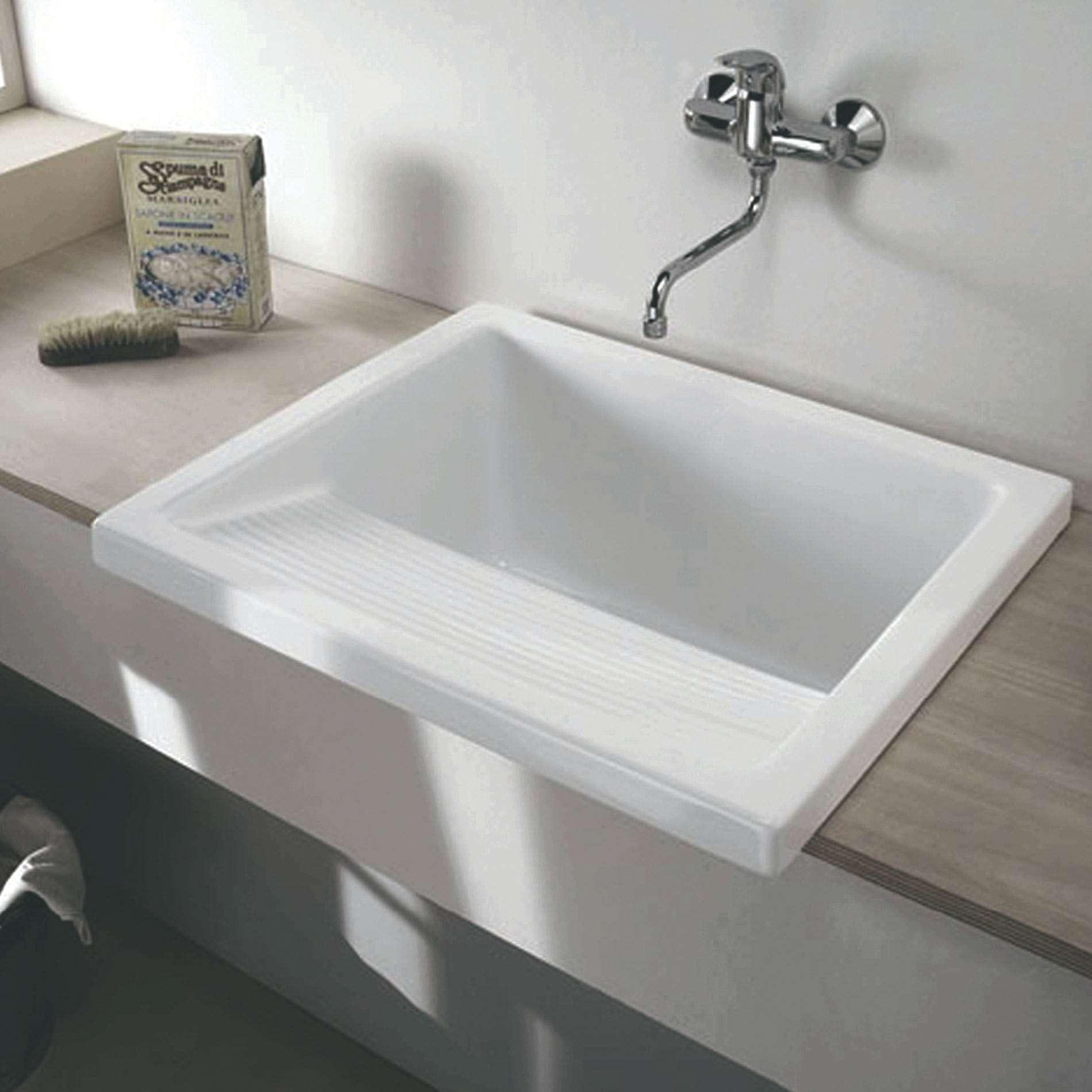 thomas denby: cll laundry ceramic sink - kitchen sinks & taps