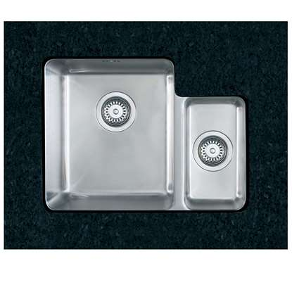 Picture of Clearwater: Salsa SA53 1.5 Bowl Stainless Steel Sink