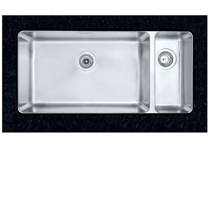 Picture of Clearwater: Salsa SA90 1.5 Bowl Stainless Steel Sink