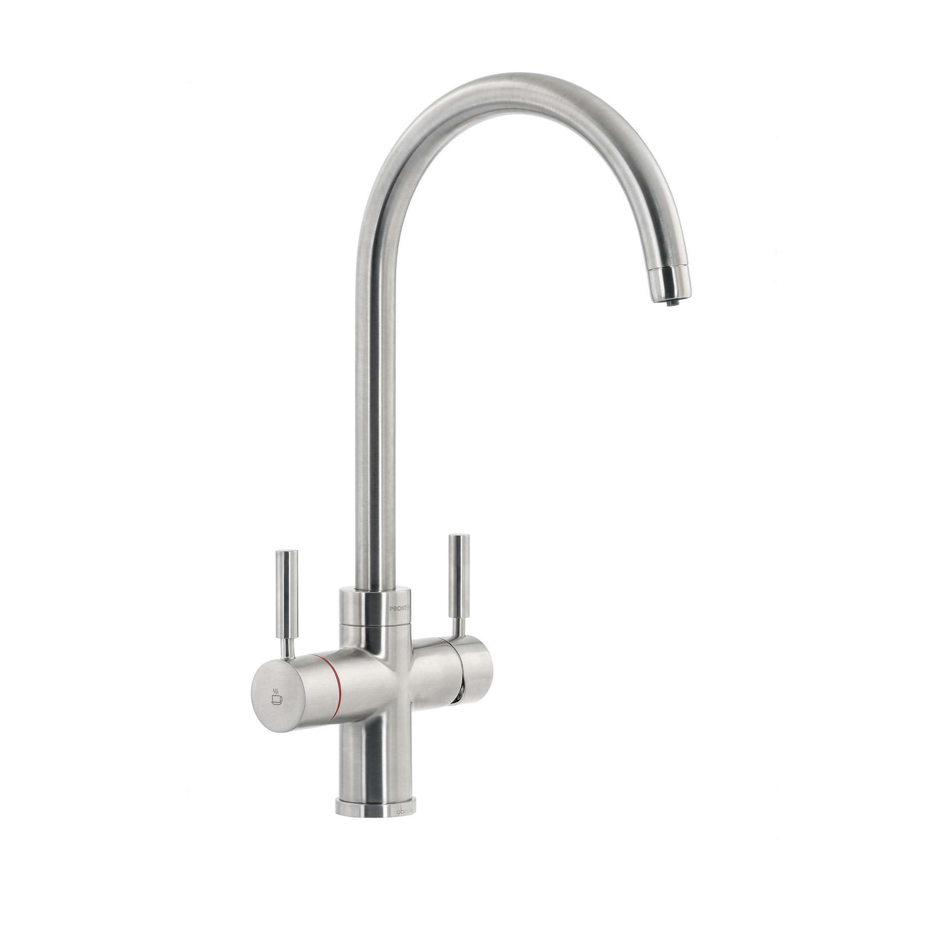 Picture of Pronteau Prostream PT1102 Brushed Nickel Tap