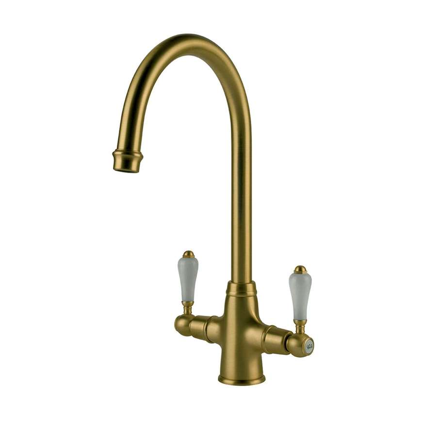 Clearwater Elegance Brushed Bronze Tap Kitchen Sinks Amp Taps