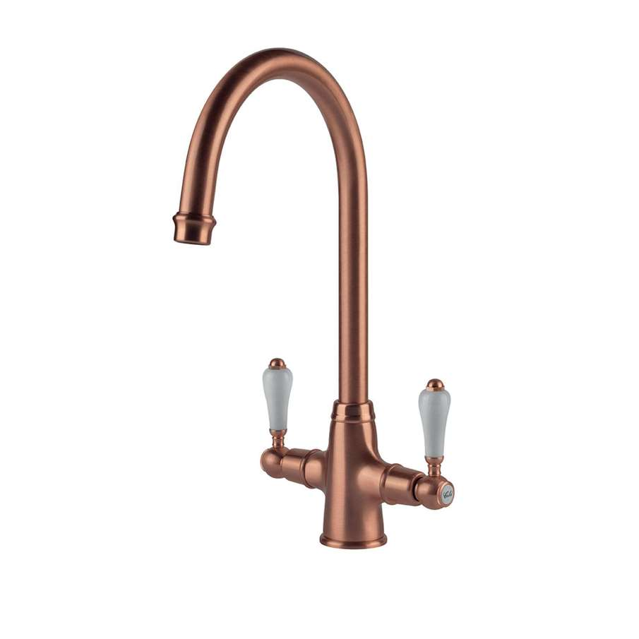 Clearwater Elegance Brushed Copper Tap Kitchen Sinks Amp Taps