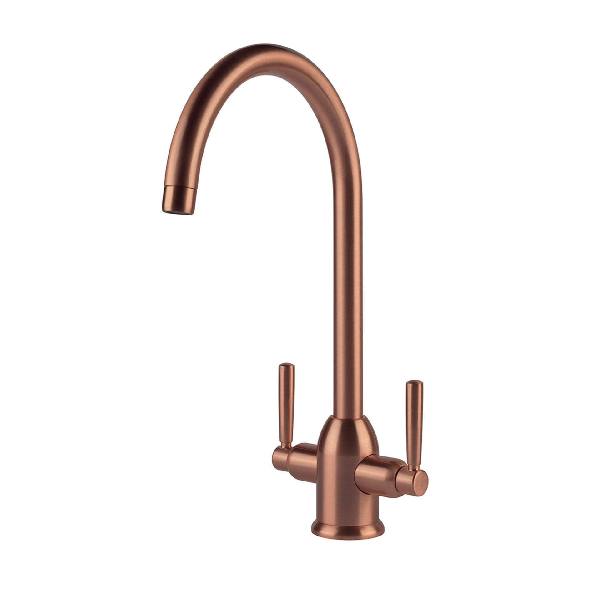 Picture of Alzira Brushed Copper Tap