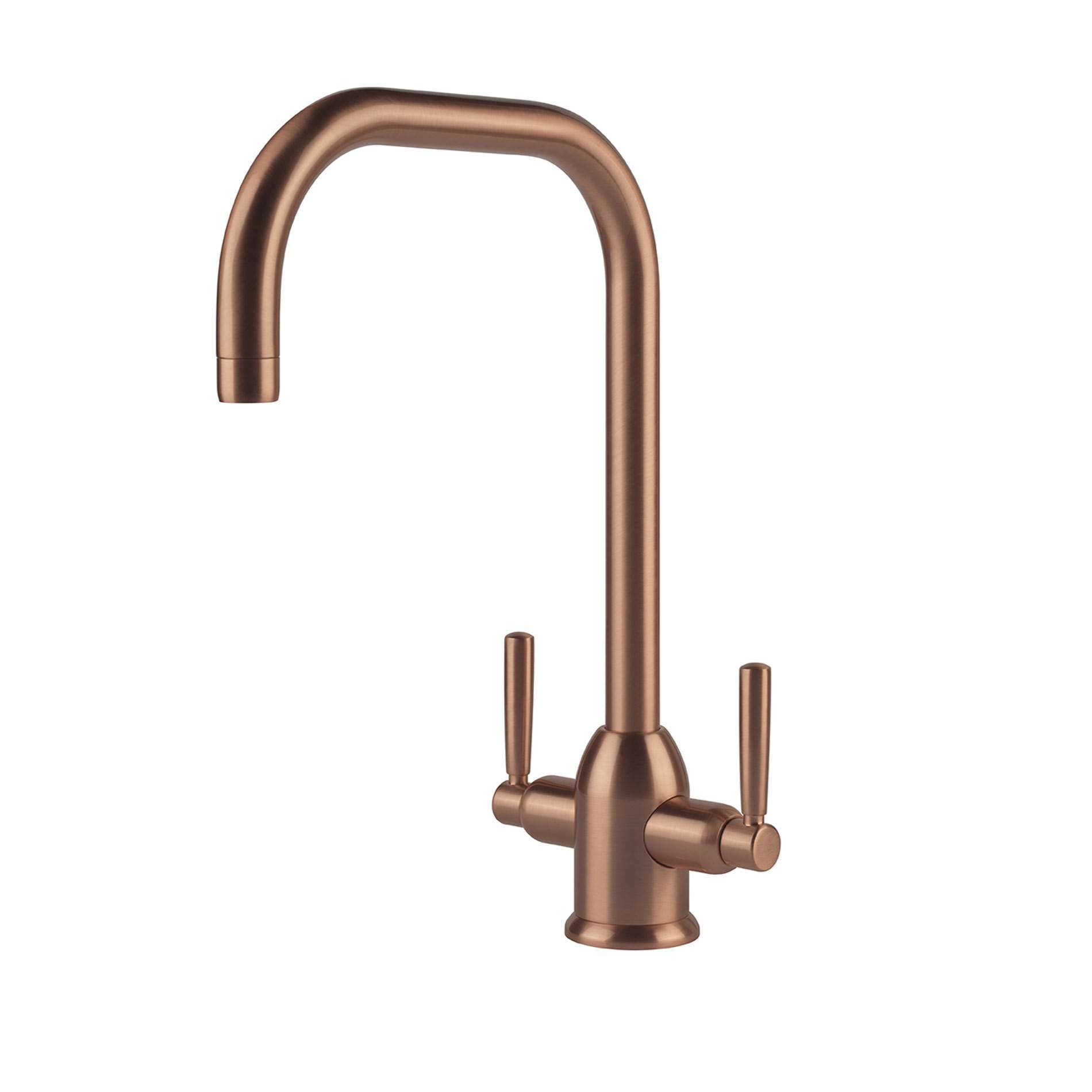 Picture of Camillo Brushed Copper Tap