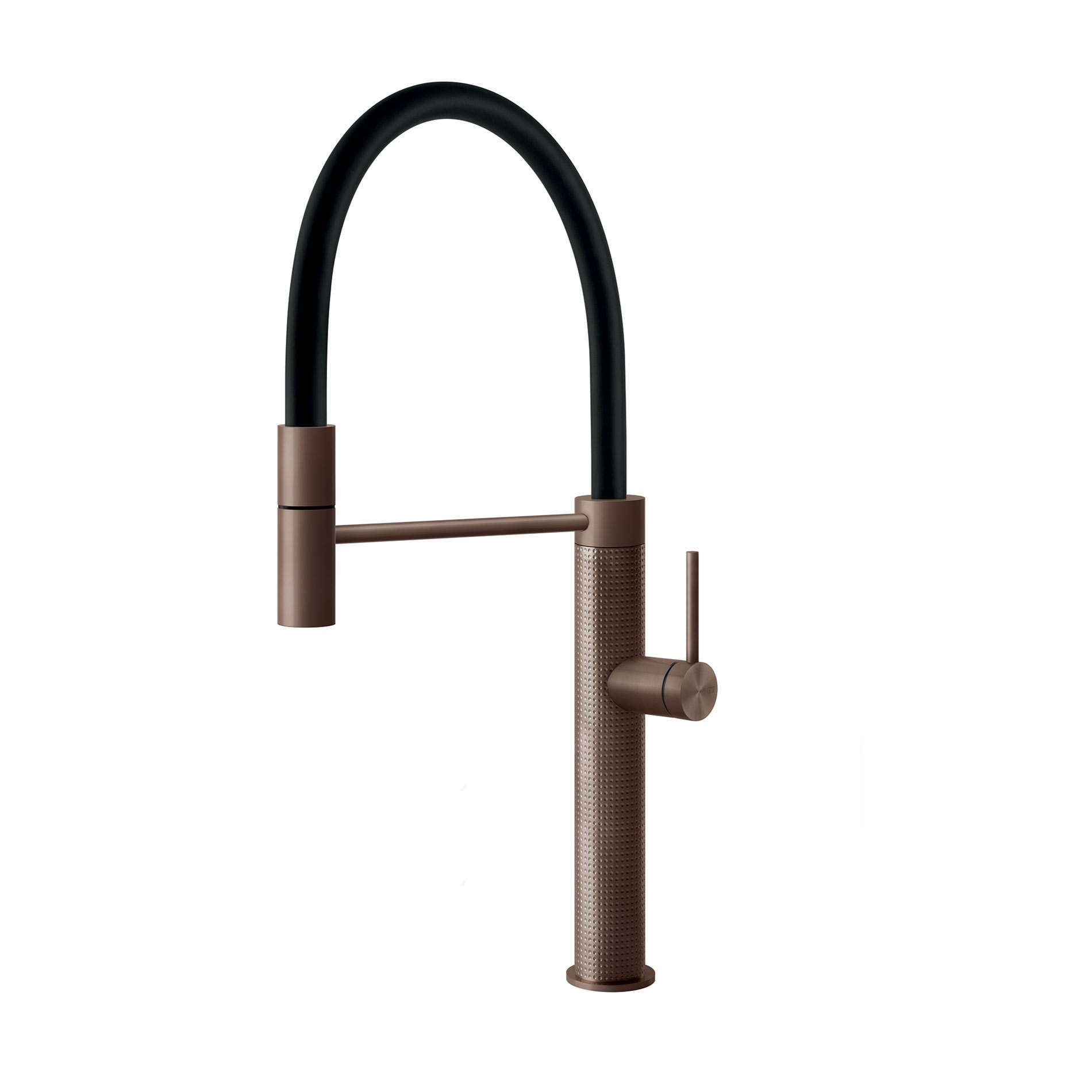 Picture of Cesello Brushed Copper Tap
