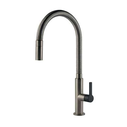 Picture of Gessi: Mesh Brushed Nickel Tap