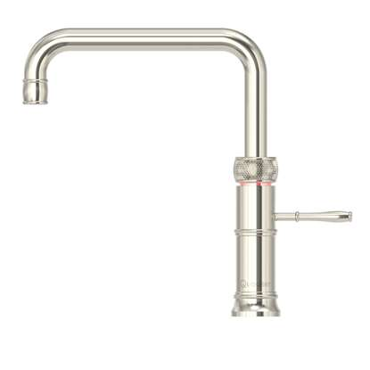 Picture of Quooker: Classic Fusion Square Nickel Tap