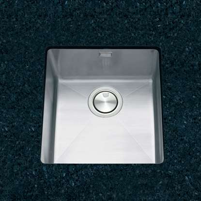 Picture of Clearwater: Stereo STE34 Single Bowl Stainless Steel Sink