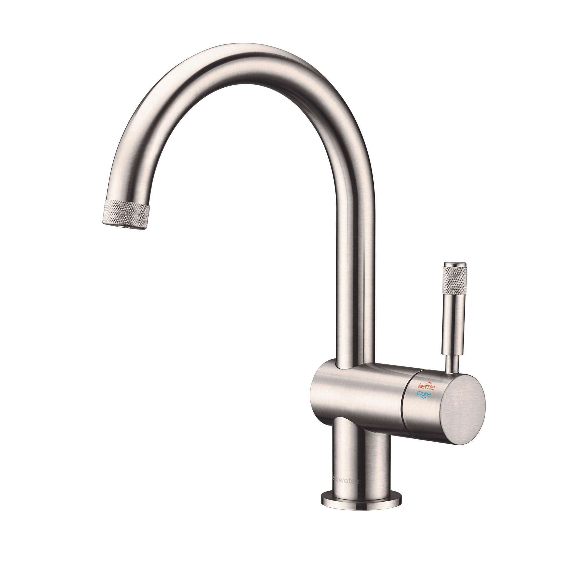 Picture of Hotshot 2 Brushed Nickel Hot & Filtered Water Tap