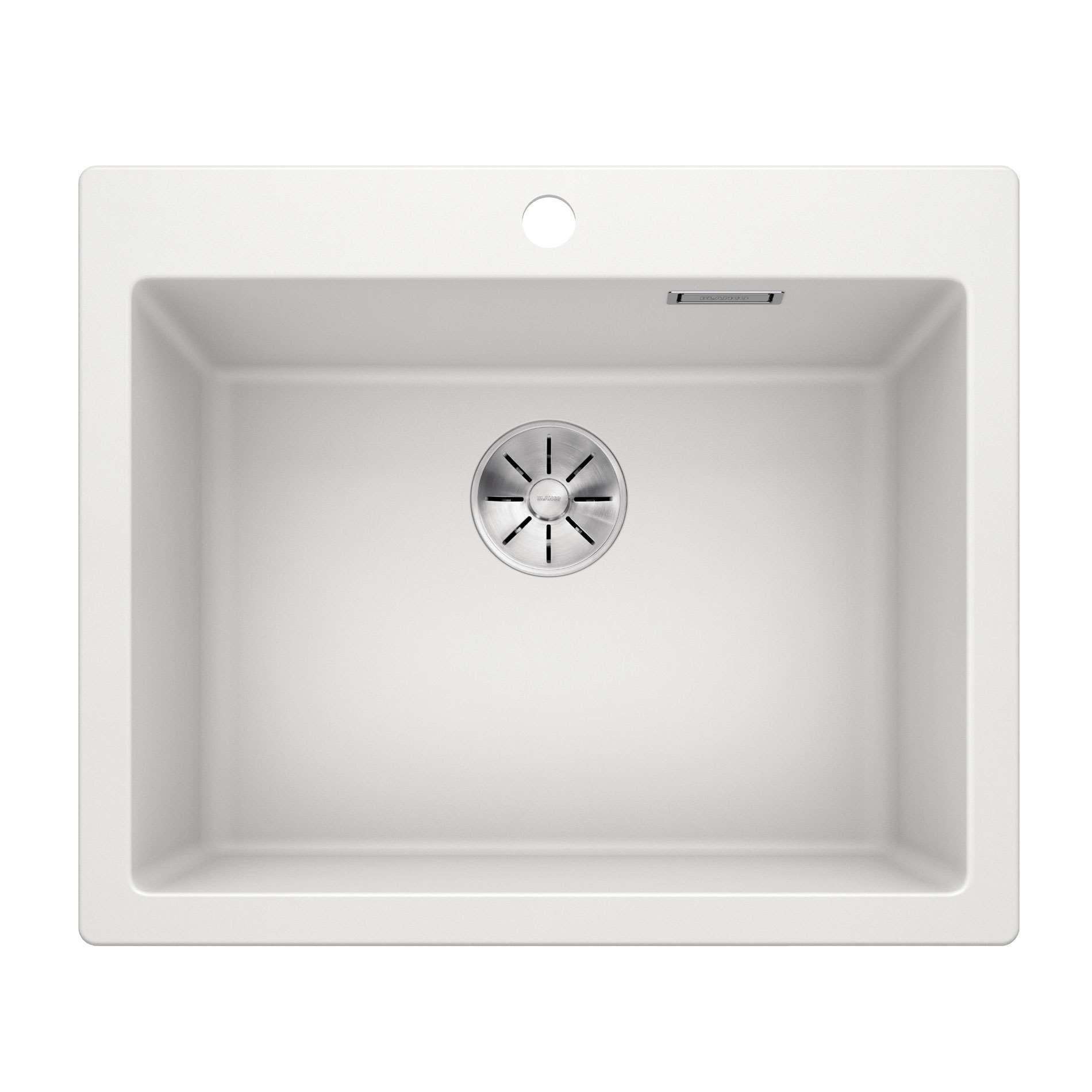 Picture of Pleon 6 White Silgranit Sink