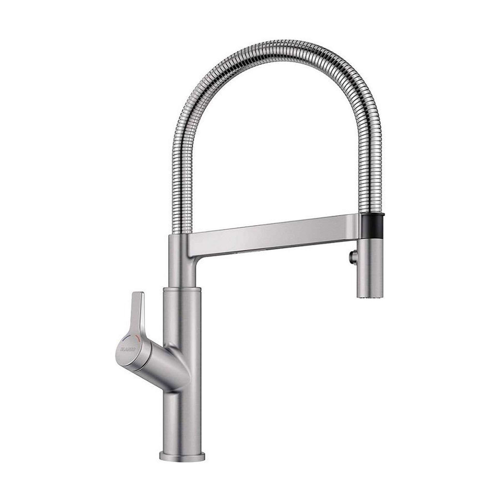 Picture of Solenta-S Brushed Steel Tap