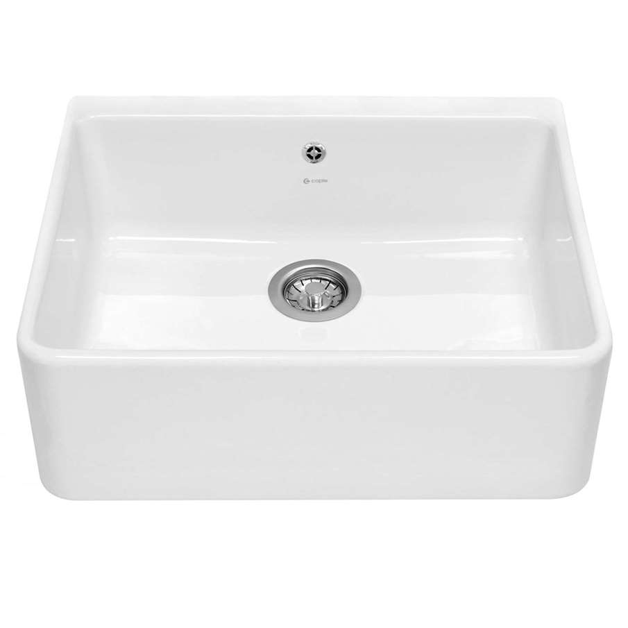 Caple Shapwick Ceramic Single Bowl Sink Kitchen Sinks