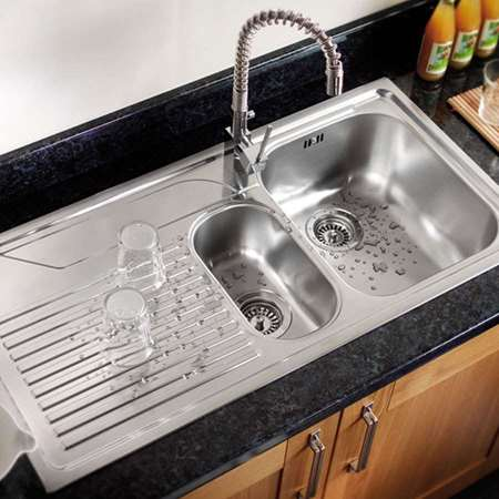 Picture for category Stainless Steel Sinks