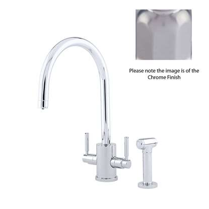 Picture of Perrin & Rowe: Orbiq 4312 Pewter Tap