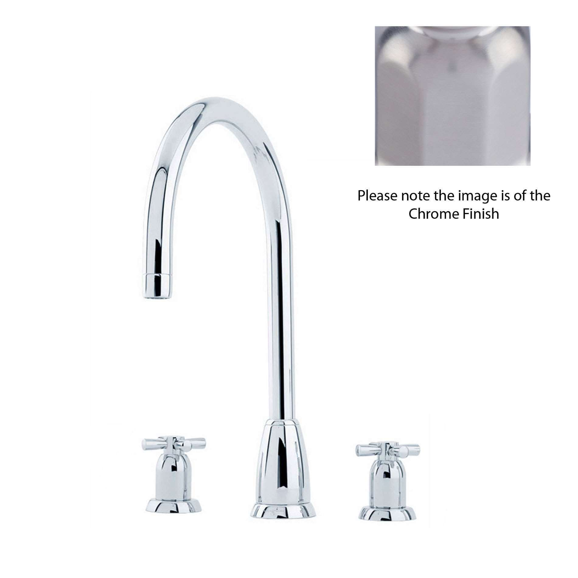 Picture of Callisto 4885 Pewter Tap