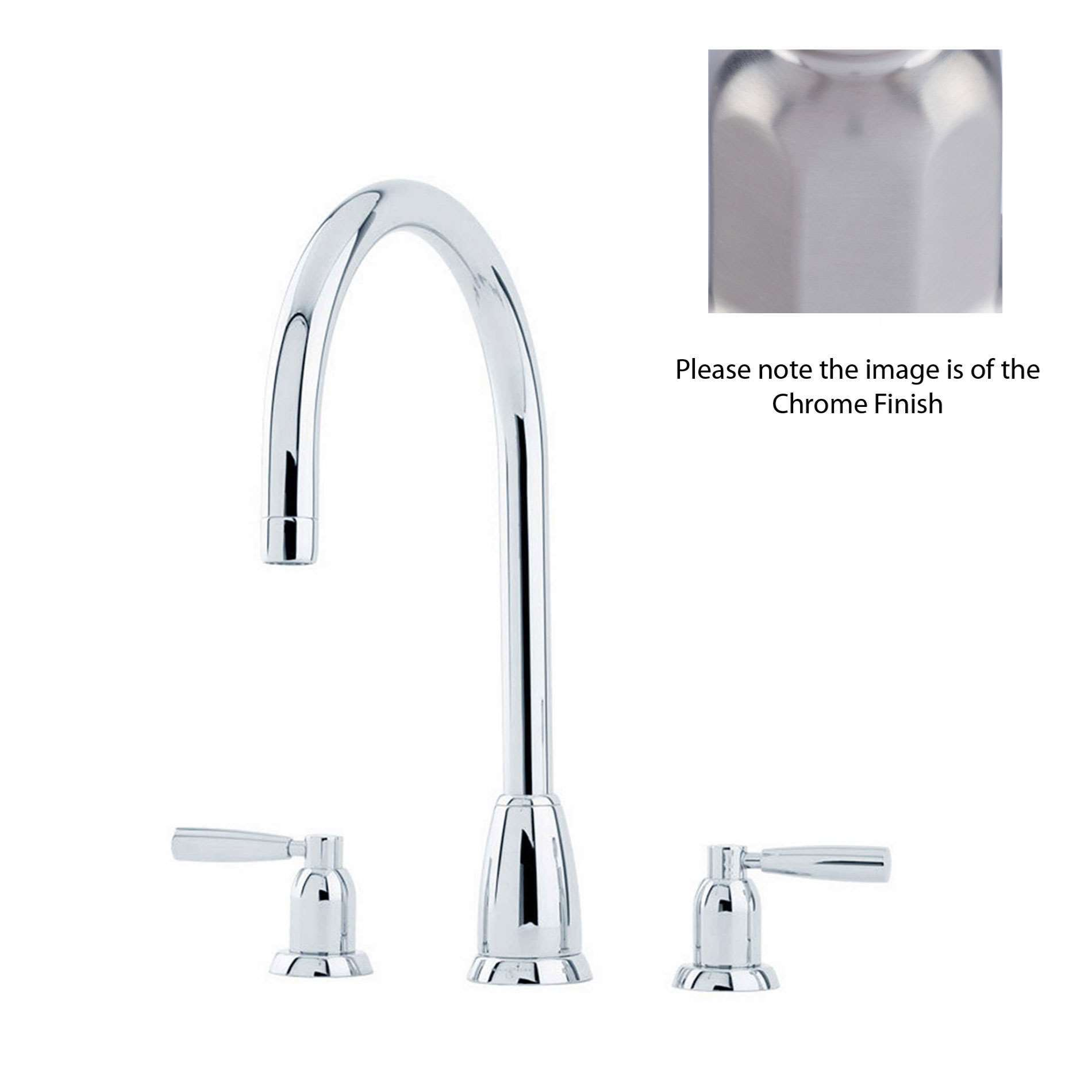 Picture of Callisto 4886 Pewter Tap
