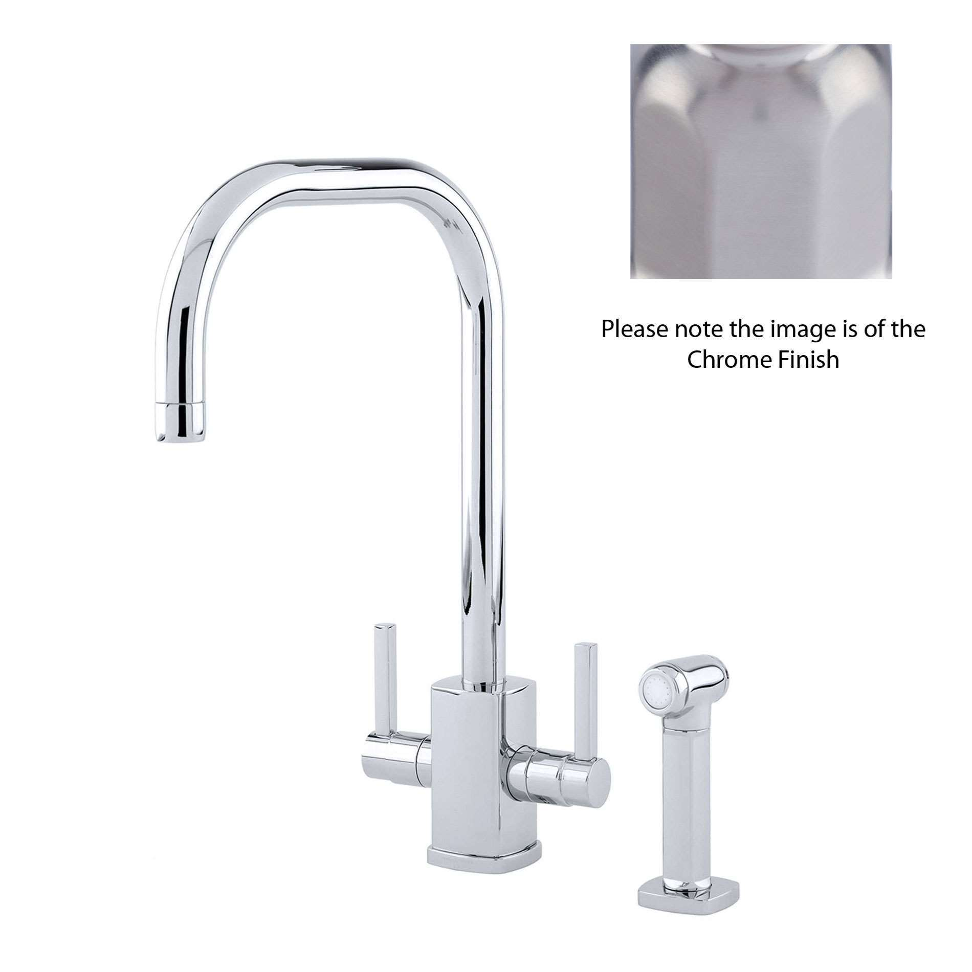 Picture of Rubiq 4310 Pewter Tap
