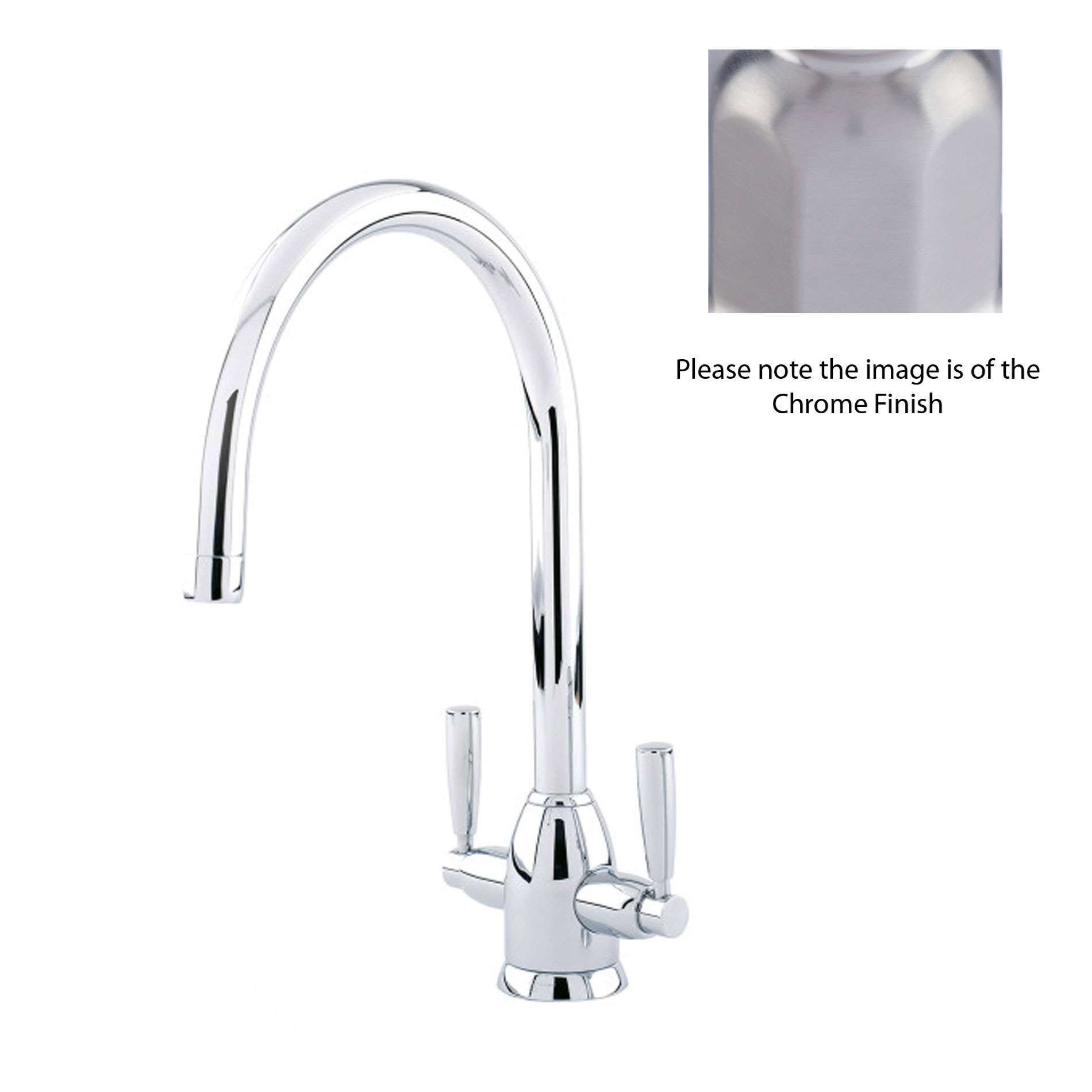 Picture of Oberon 4861 Pewter Tap