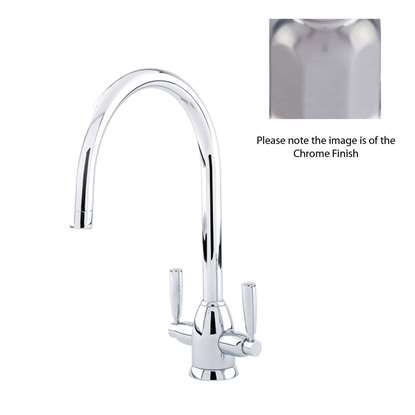 Picture of Perrin & Rowe: Oberon 4861 Pewter Tap