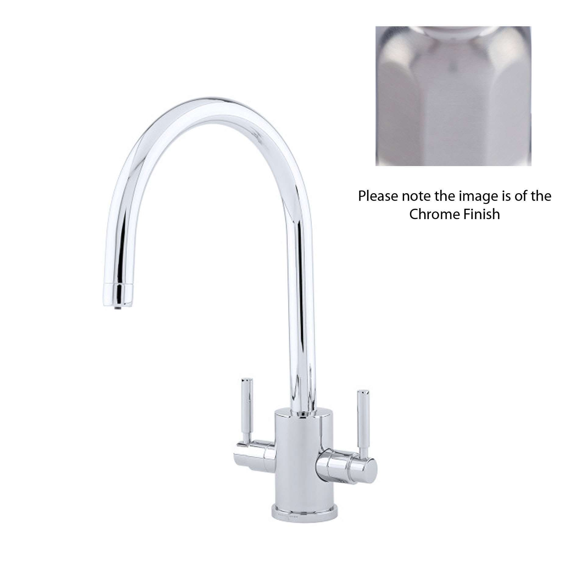 Picture of Orbiq 4212 Pewter Tap
