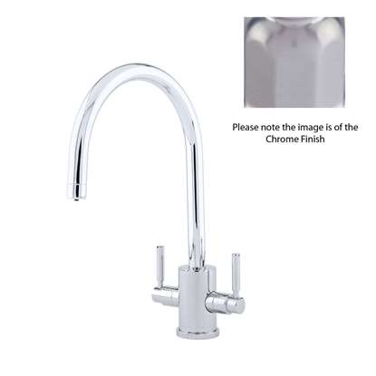 Picture of Perrin & Rowe: Orbiq 4212 Pewter Tap