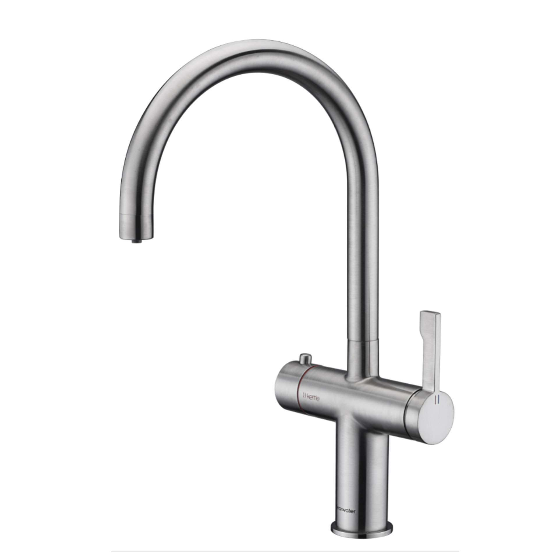 Picture of Magus 3 C Spout Brushed Nickel Tap