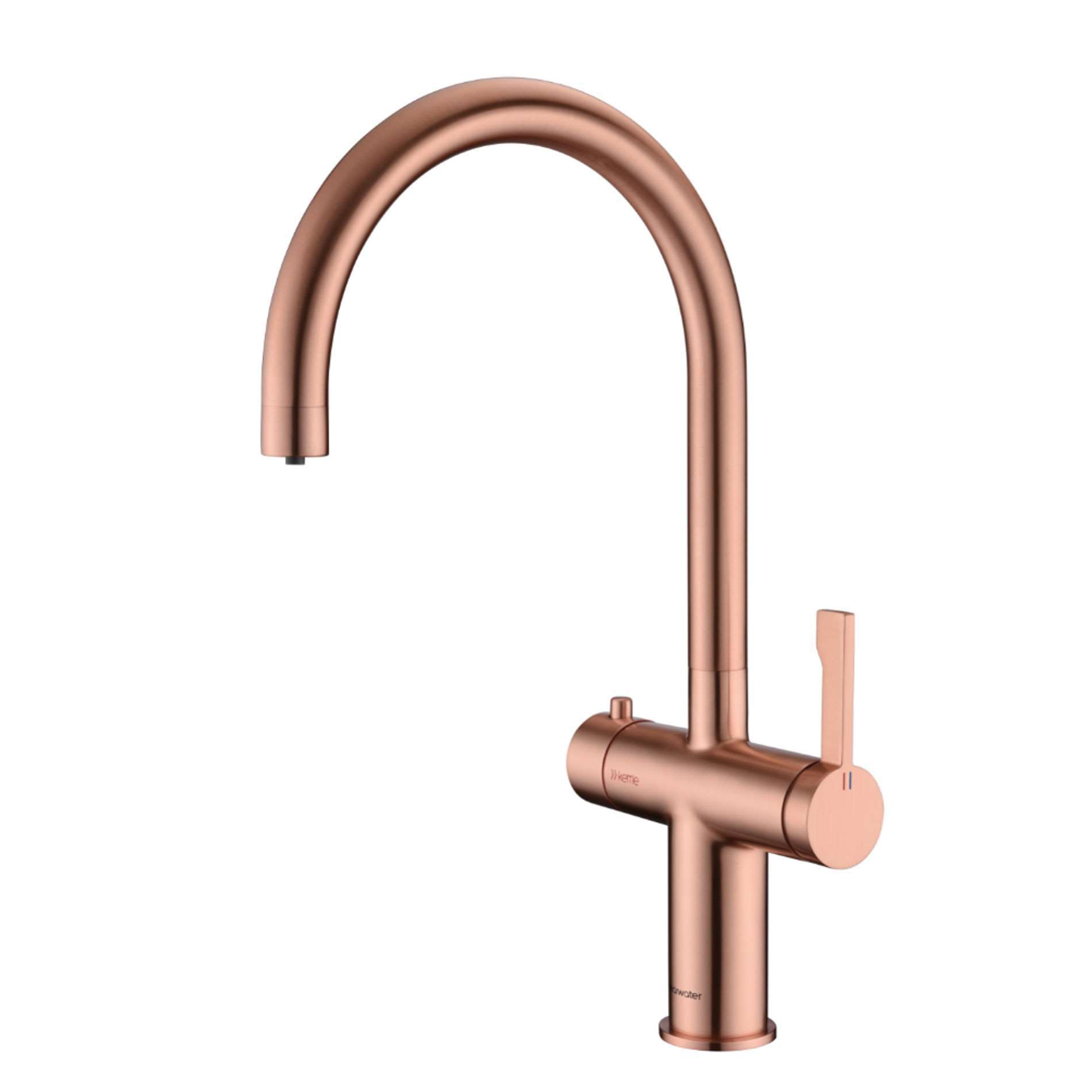 Picture of Magus 3 C Spout Brushed Copper Tap