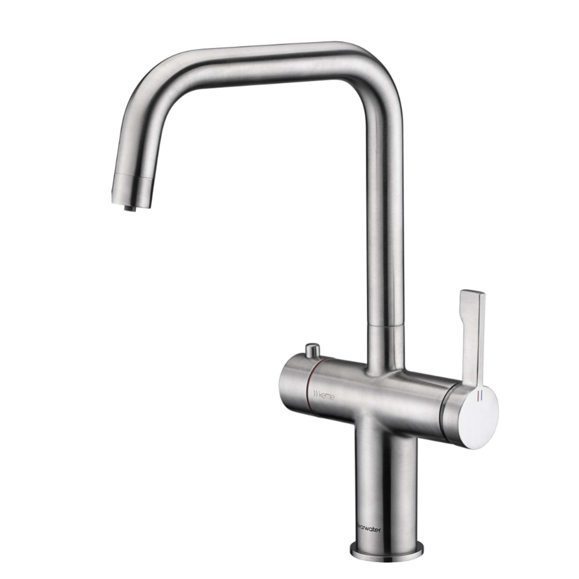Picture of Magus 3 U Spout Brushed Nickel Tap