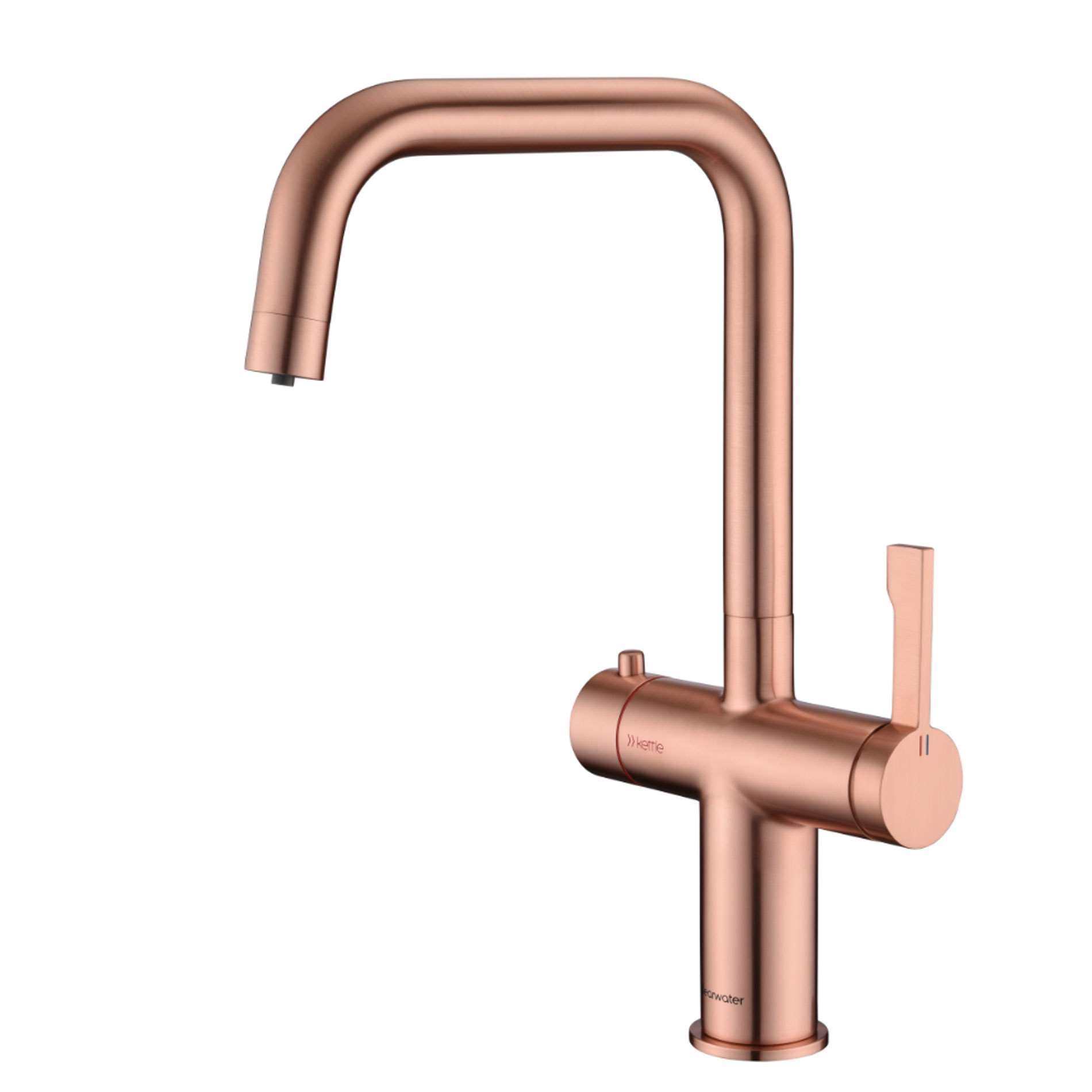 Picture of Magus 3 U Spout Brushed Copper Tap